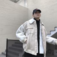 b0a587ace88c8 men simple winter clothes 2019 - Autumn And Winter New Boutique Men's