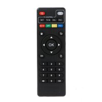 kutu vcr toptan satış-Android TV Box için evrensel IR Uzaktan Kumanda MXQ-4K MXQ PRO H96 proT9 Değiştirme Uzaktan Kumanda