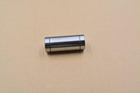 bilyalı rulmanlı cnc toptan satış-LM25LUU 25mm x 40mm x 110mm 25mm lineer rulman burç burç 25mm çubuk yuvarlak şaft için cnc