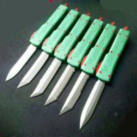 acampamentos de estrelas venda por atacado-7 modelos War Star D2 lâmina dupla ação tático faca dobrável de defesa pessoal faca de acampamento faca de caça facas de presente de natal