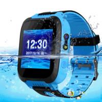 relógios de foto venda por atacado-Miúdos à prova d 'água Smartwathc Novo W20 crianças Telefone Inteligente Relógio À Prova D' Água Foto Tela Sensível Ao Toque de Micro-bate-papo Anti-lost Student Posicionamento Inteligente relógio