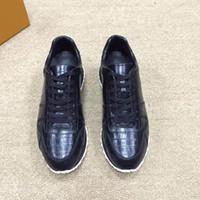 homens sapato sapato venda por atacado-High End Homens Dress Shoes Designer Loafers Sapatos Masculinos Homens Luxo Shoes tecido e couro entrelaçado Fashions Lazer Men Preferred5-9