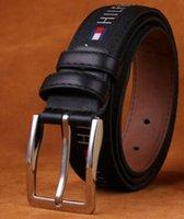 Wholesale belt for male for sale - Group buy belts designer belts for men bee pattern belt male chastity belts fashion mens leather belt
