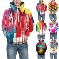 fabrika kapüşonlu toptan satış-Erkek Hoodies Kazak 3D Kazak Kapşonlu Erkek Ceket Coat Factory Dış Giyim Jumper Ücretsiz Kargo Tops Pop