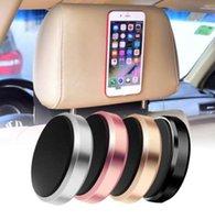 iphone halter für wand großhandel-Magnetic handyhalter auto armaturenbrett handyhalterung handyhalter halter stehen universal magnet wandaufkleber für iphone