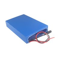 Wholesale rechargeable motorcycle resale online - waterproof rechargeable v ah electric motorcycle battery pack High capacity for W to W power with A charger