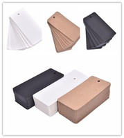 Wholesale paper tags sticker resale online - 50pcs cm Vintage DIY Paper Card Favour Kraft Sticker Invitations Tag Label Party Favor Birthday Party Supplies Gift Tag