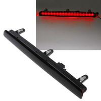 Wholesale spare lights resale online - Rear Brake Light High Mount LED Stop Warning Lamp Car Spare Parts For T5 LX9C