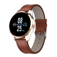 Wholesale bluetooth for glasses resale online - Bluetooth Q9 Smart Bracelet Watch Waterproof Message Reminder Smartwatch Men Heart Rate Monitor Fitness Tracker For Men Women