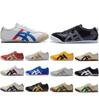 erkekler için yeni çizmeler toptan satış-Erkekler Kadınlar Için toptan Yeni Onitsuka Kaplan Koşu Ayakkabıları Atletik Açık Çizmeler Marka Spor Erkek Eğitmenler Sneakers Tasarımcı Ayakkabı Boyutu 36-44