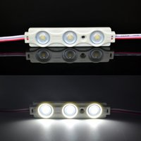 Wholesale high led module string for sale - Group buy New Arrival Injection ABS Plastic Led Modules High Lumen Led Backlights String White Warm White Red Blue Waterproof