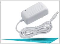 router dhl großhandel-DHL / Fedex 50 STÜCKE Weiß Toilettendeckel Netzteil 9V2A BS-920 Router Po Router Ic Monitor Kamera In Der Regulierung Des Programms