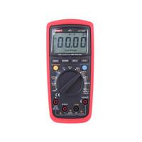 Wholesale uni testers resale online - Fcarobd pc UT139C AC DC voltage tester UNI T UT C Auto Range Digital Multimeter UT139C UNI T True RMS Digital Multimeter tester