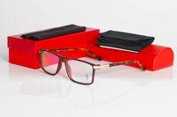 sonnenbrillen goldene pfeile groihandel-Ultarlight Gerahmte Plain Brille Klare Linse Optische Mode Brillen Lesen Fahren Männer Brille Frauen Unisex Luxus Oculus Lunette