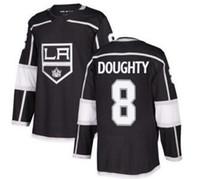 425934eeb7cce Al por mayor camisetas de la tienda online - Los Angeles Kings   8 DOUGHTY  Black