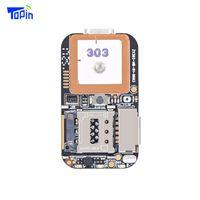 ingrosso locatore di carte-Mini GPS Tracker ZX303 Modulo GPS GSM Wifi LBS Locator SOS SMS coordinate Web App di monitoraggio TF Voice Recorder per persona Car