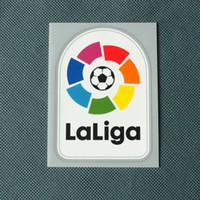 ingrosso lettere di plastica d'epoca-16-20 Nuovo Liga LFP patch di calcio del campionato spagnolo di calcio 2016-2020 Camicia Badge Calcio grande Patch