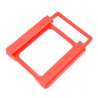 Wholesale hdd caddy bay adapter for sale - Group buy 5PCS Drive Bay Caddies SSD Hard Drive Bay quot To quot Tray Bracket HDD Adapter