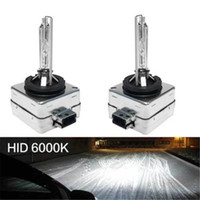 2pcs HID Headlight 35W D1S D1R D1C 6000K Bulbs D2S D2R D2C 12V Fog Car Light Replacement LED Universal lamp