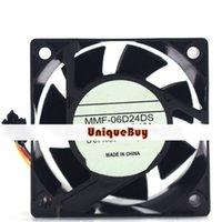 Wholesale mmf cooling fans resale online - For Mitsubishi MMF D24DS ACA V A mm Cooling Fan pin
