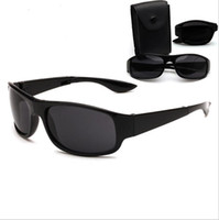 Wholesale folding sunglasses for sale - Group buy Men and Women Portable Folding Sports Sunglasses Brand Designer Fashion Outdoor Eyeglasses Vintage Driving Sports Sun Glasses With Case