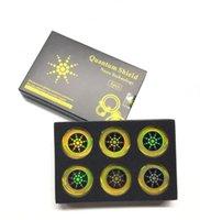 ingrosso adesivi antirumore di telefonia mobile-Adesivo quantistico Adesivo per cellulare Adesivo per cellulare Anti radiazioni da EMF Fusion Excel Anti-radiazioni