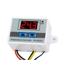 Wholesale digital temperature regulator controller thermostat for sale - Group buy C Intelligent Digital Thermostat AC220V V V Digital Temperature Controller Regulator Switch