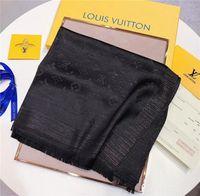 ingrosso nuove sciarpe-La nuova sciarpa di seta di lusso per le donne Sciarpa di design del marchio Le donne della moda imitano l'involucro dello scialle lungo 180x70cm