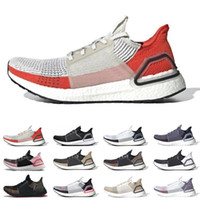Wholesale boots for running snow for sale - Group buy 2019 ultra boost ultraboost running shoes for men women undefeated Cloud white Oreo True Pink mens trainer breathable sports sneakers