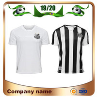 Wholesale club jerseys for sale - Group buy 2020 Brazil Santos Club soccer Jerseys Santos home Oliveira Soccer Shirt Away white Henrique Copete Kayke Short sleeved football unifo
