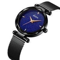 красивые стальные наручные часы оптовых-Часы женщины синий Байден Марка водонепроницаемый красивые часы мужской стальной ремешок груза падения мода кварцевые часы женские Наручные часы