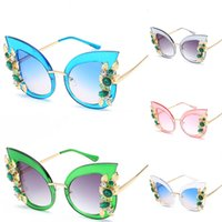 Wholesale korean women sunglasses for sale - Group buy Ivsta Korean Sunglasses Yellow Lenses Sea Women Butterfly Style V Party Men Cool Jelly Color Candy