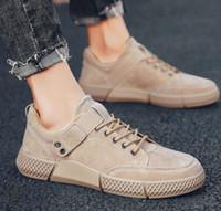 renkli eğiticiler toptan satış-Sıcak Satış Süet Dana Derisi Sneaker Bayan Tasarımcı Ayakkabı Renkli Düşük Üst Eğitmenler kutusu ile En Kaliteli Sneakers