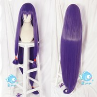 ingrosso capelli lunghi anime cosplay-Anime Fate / Grand Order Nitocris Cosplay Gradient Wigs Lolita Long Hair Hairpiece