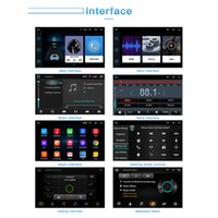 Wholesale For Android Car radio player LCD screen inch Replacement Accessory Double din Navigation