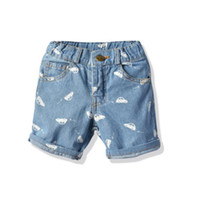 e16287361f334 Remise jeans cotton short for girls - Jeans shorts pour bébé été plage  shorts mini bas