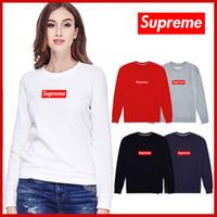 mutlu kıyafetler toptan satış-Kadın T-Shirt Kazak Mama Ayı Uzun Kollu Tops Mutlu Campee Mektubu Gökkuşağı Hoodies Sonbahar Moda T-Shirt Kadın Giyim