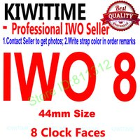 Wholesale calling case online – custom IWO mm Bluetooth smart watch Series smartwatch Case for iOS Android Heart Rate ECG Pedometer Upgrade of IWO
