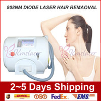 Wholesale laser diode high resale online - 2019 Sell Well nm Diode Laser Hair Removal laser Machine intensity pulse light laser hair removal with High Quality handle
