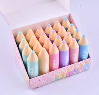 productos para los labios al por mayor-Shijing Dream Crayons Adorable Bálsamo Labial Incoloro Frutado Hidratante Nutritivo Labios Naturales Maquillaje Calidad Producto de Belleza