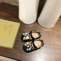 Wholesale baby girl hard bottom shoes resale online - Designer years old baby shoes new girls baby soft bottom princess shoes children casual shoes tide7