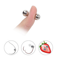 Wholesale metal clips sex for sale - Group buy Metal Breast Nipple Clamps Magnetic Orbs Adult Games Labia Scrotum Stimulator Papilla Clip BDSM Bondage Ball Sex Toys for Couple