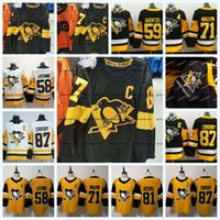 Kris Letang 2019 Stadium Series Pittsburgh Penguins Stronger Than Hate Patch  Jersey Sidney Crosby Evgeni Malkin Phil Kessel Jake Guentzel 94ae4d536