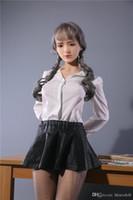 ingrosso negozi di giocattoli giapponesi-vendita calda migliore qualità sexy shop online 168 cm Seno grande bambola del sesso giapponese giocattoli del sesso realistici per l'uomo qt zhihui
