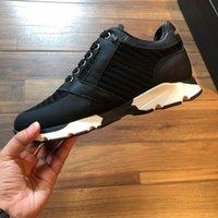 ingrosso vendita di scarpe sportive di marca-Vendite calde cranio uomini scarpe sportive Marca scarpe in pelle di marca di lusso uomini scarpe casual uomini piatti