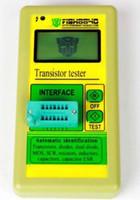 ingrosso componenti del transistore-Freeshipping nuovo Digital Component Transistor tester ESR Meter Diodo Triodo di capacità