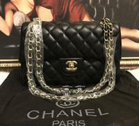 ingrosso vendita delle borse delle signore-2019 vendita calda borse firmate da donna borse a tracolla di lusso a tracolla con tracolla a tracolla borsa a catena in pelle di buona qualità