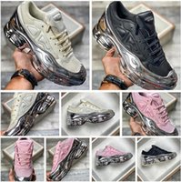 Wholesale consortium ozweego resale online - new hot Unisex Raf Simons x Outdoor Casual Trainers Consortium Ozweego II Women Men Sneakers shoes Size 0cb2