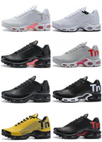 Wholesale best running shoes resale online - Tuned Mercurial Plus Tn Ultra SE Running shoes Women Mens good price local shoe for sale store best mens sports online stores for sale