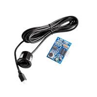 bateria do medidor elétrico venda por atacado-Módulo ultra-sônico à prova d 'água JSN-SR04T À Prova de Água Sensor de Transdutor de Medição de Distância Integrada para Arduino